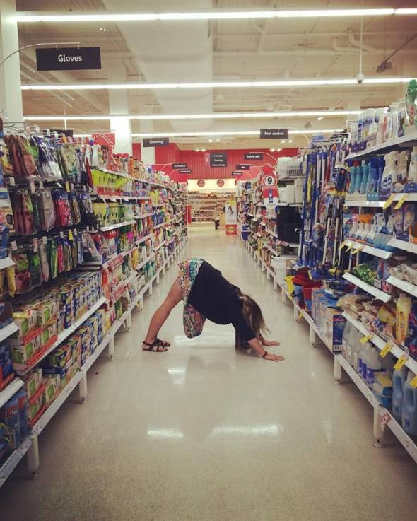 supermarket-downward-dog