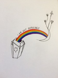 I am not disposable